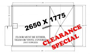FP2600NT CLEARANCE SPECIAL