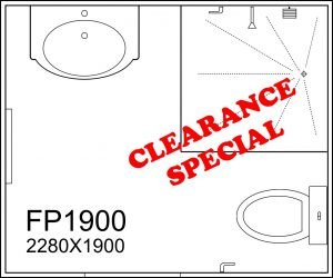 FP1900T CLEARANCE SPECIAL